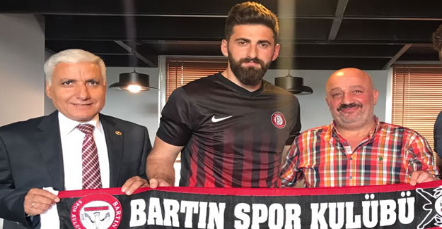 Bartınspor Kalesi O'na Emanet