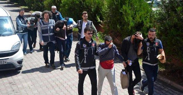 Batı Karadeniz'de Uyuşturucu Operasyonu: 8 Gözaltı