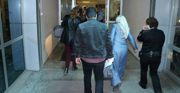 Doğum yapan FETÖ sanığına önce tutuklama, ardından tahliye