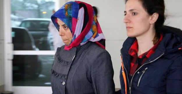 FETÖ'den aranan kadın cezaevinde yakalandı