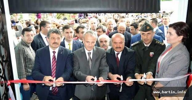 HEM ve ASO Yıl Sonu Sergisi Açıldı