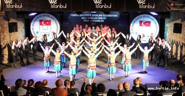 Horon'da Türkiye Şampiyonu Oldular