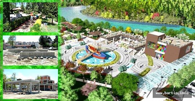 İşte Gazhane Kültür Parkında Son Durum
