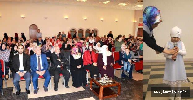 Minik Kur'an Kursu Öğrencilerine Belge