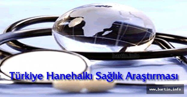 Türkiye Hanehalkı Sağlık Araştırması Yapılacak
