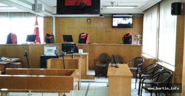 Bartın'da 5 FETÖ sanığına hapis cezası