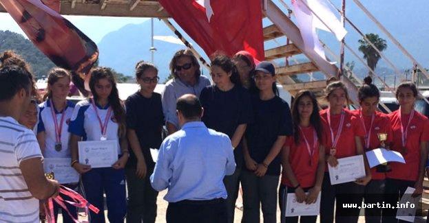 Köksal Toptan Lisesi Türkiye Şampiyonu