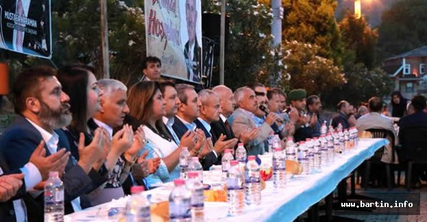Kozcağız'da Ramazan Bereketi