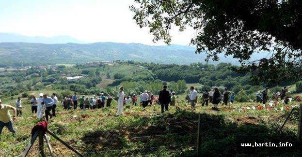 15 Temmuz Şehitleri Hatıra Ormanı