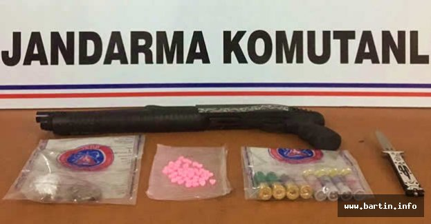 Abdipaşa'da Uyuşturucu Operasyonu