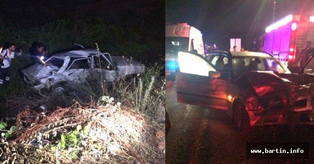 Alkollü Sürücü Dehşeti: 2 Ölü, 2 Yaralı