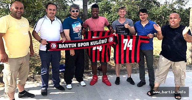 Bartınspor'un Yeni Tranferleri İstanbul'da
