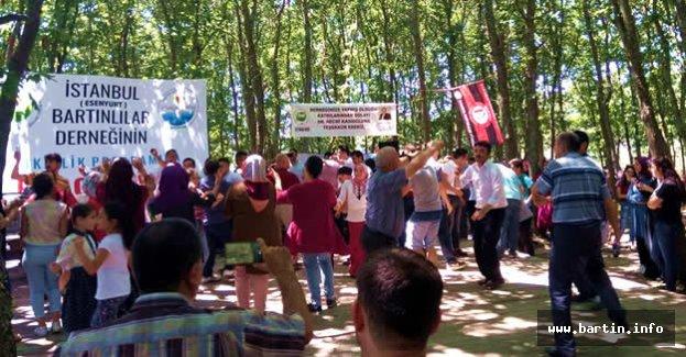 Binlerce Bartınlı Piknikte Buluştu