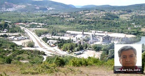 Çimento Fabrikasında Acı Olay