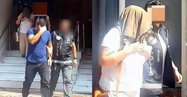 Organ ticareti yapan evli çift tutuklandı