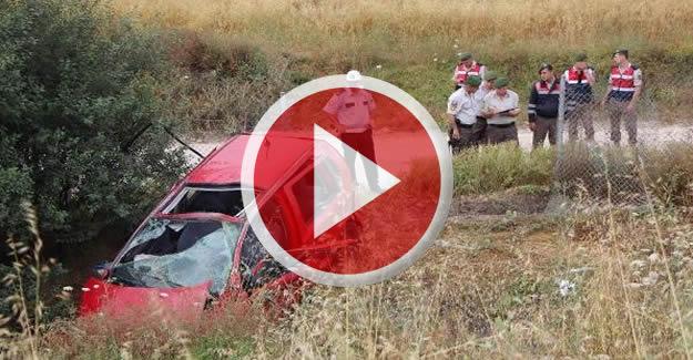 Otomobil takla attı: 2 ölü, 4 yaralı