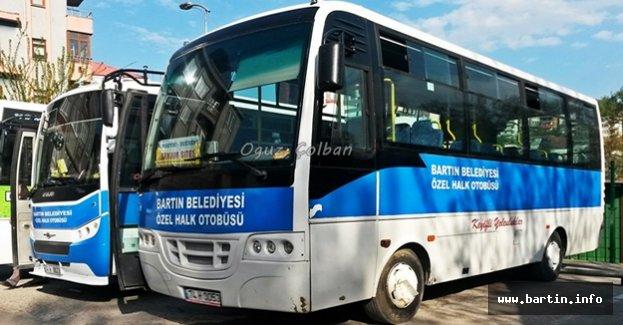 Özel Halk Otobüsü Şoförleri Eğitimden Geçiyor