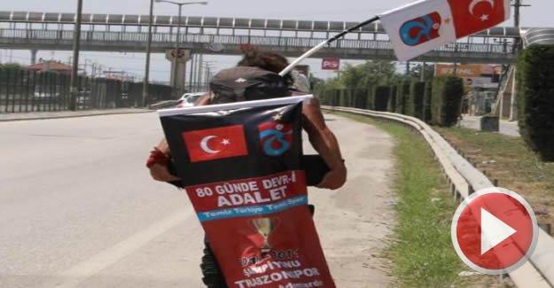 2010-2011 yılı şampiyonluğu için İstanbul'a yürüyor