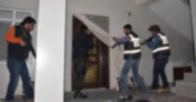 5 ilde PKK/KCK operasyonu: 7 gözaltı