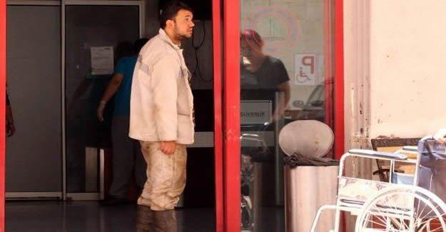 Dumandan etkilenen 8 madenci hastaneye kaldırıldı