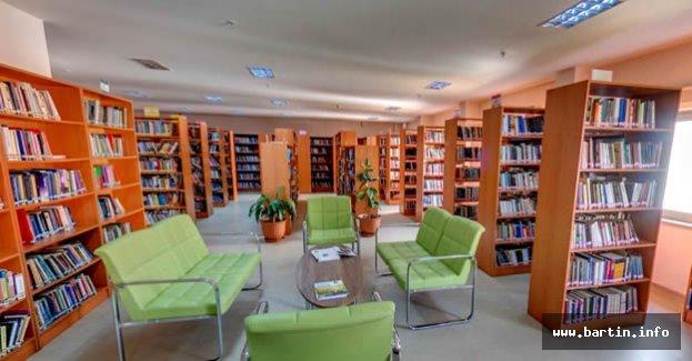 İşte Kütüphanelerimizdeki Kitap Sayısı