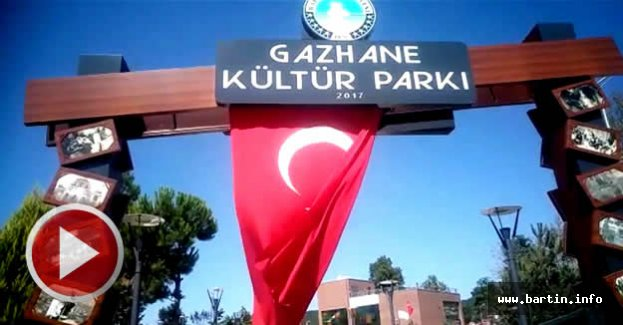 İşte Yenilenen Gazhane Parkı - VİDEO