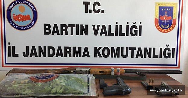Jandarma'dan Köylerde Kenevir Operasyonu