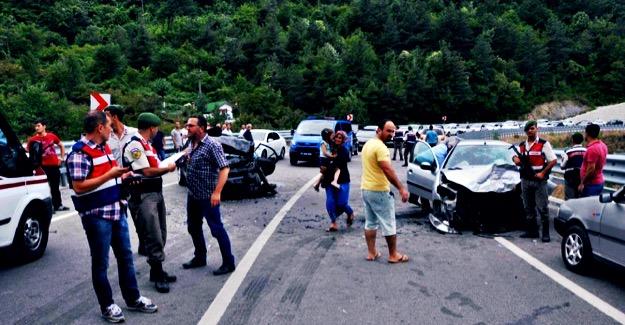Kazada Yaralanmıştı, Hayata Tutunamadı