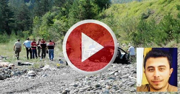 Kız istemeye giden uzman çavuş kaza yaptı: 3 ölü, 3 yaralı
