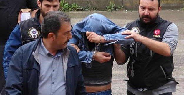 Otogarda 510 adet ecstasy ile yakalandı