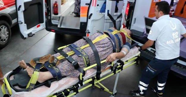 Pat Pat Devrildi: 7 yaralı