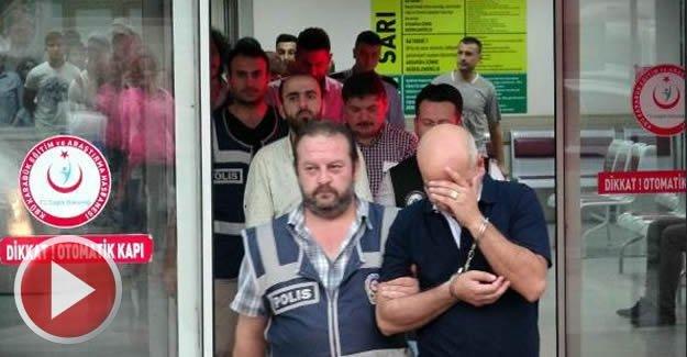 Rüşvet operasyonunda 7 tutuklama