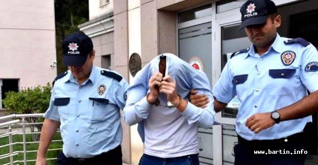 Barış'ın Eşyalarını Çalan Firari Şüpheli Yakalandı