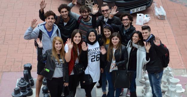 Bartın'a 14 farklı ülkeden 197 yeni öğrenci