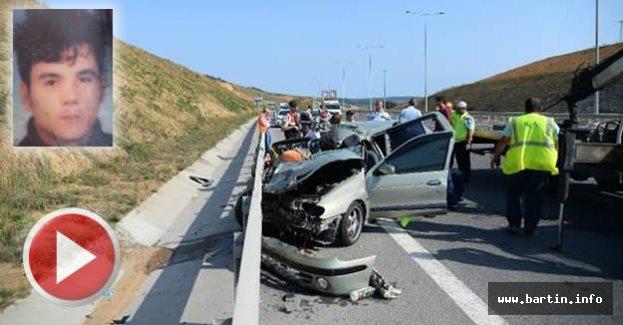 Bayram Dönüşü Feci Kaza: 1 Ölü, 5 Yaralı