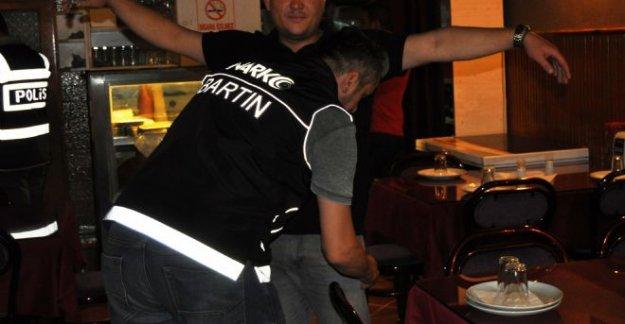 Polisten Narko-Sokak Uygulaması