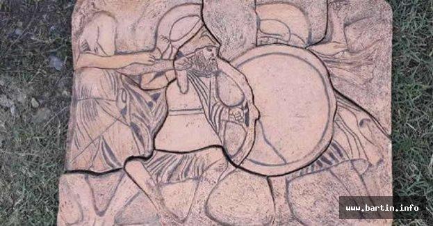Tarihi Eseri Jandarmaya Satarken Yakayı Ele Verdi