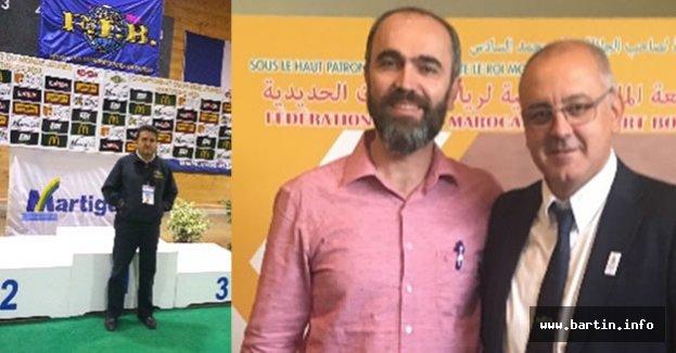 Türkmen ve Kapsız Dünya Federasyonunda
