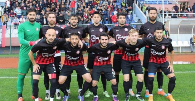 Bartınspor Evinde seriye bağladı: 3-0