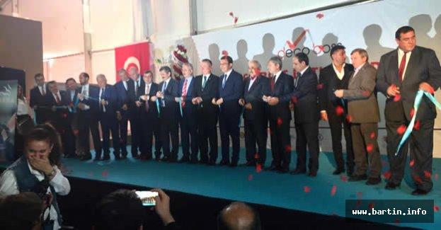 Batı Karadeniz Yapı ve Mobilya Fuarı Açıldı