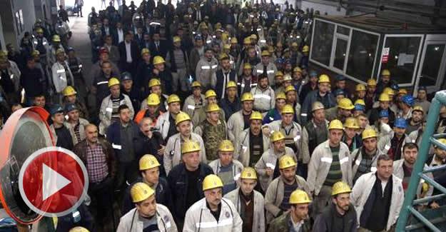 GMİS: 7 bin 500 maden işçisiyle kendimizi yer altına kilitleriz