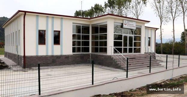 Kaşbaşı Aile Sağlığı Merkezi Tamamlandı