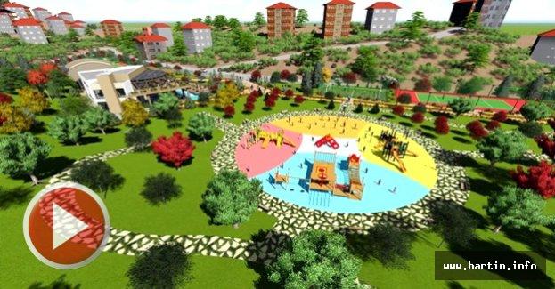 Kaynarca'ya 1100 Metrekare Çocuk Parkı