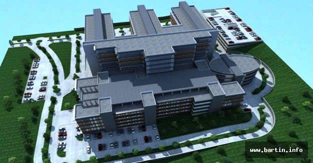 400 Yataklı Devlet Hastanesi İhalesi 12 Aralık'ta