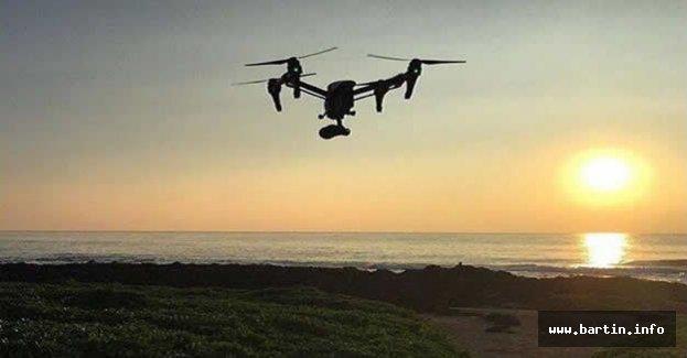 AFAD'a Drone Desteği