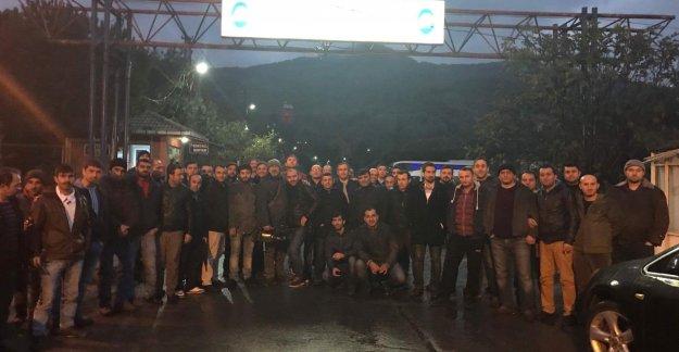 Amasra'da 2 Madenci Rahatsızlandı