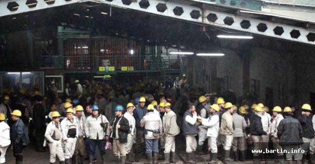 Eylem Yapan Madencilere 944 TL Ceza Bildirimi