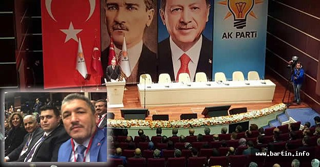 Kalaycı, 119.İl Başkanları Toplantısında
