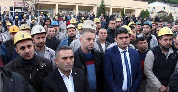 Madenciler torba yasa tasarısını protesto edecek