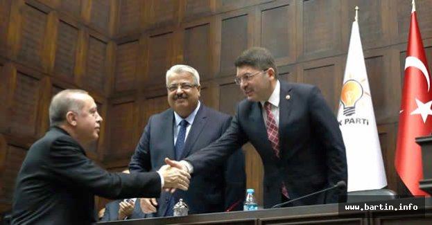 Tunç, Ak Parti Grup Yönetimine Tekrar Seçildi
